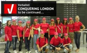 Jezicko putovanje My LONDON