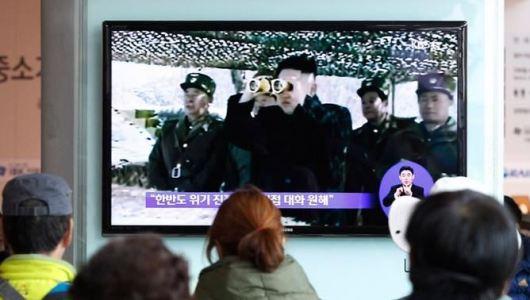 Konflikt sa Severnom Korejom, vesti na nemackom jeziku za 8.april, Verbalisti