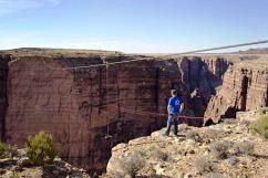 Nik Valenda, Veliki kanjon