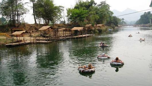 Tjubing u Laosu