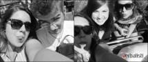 Mina, Uros, Nadina i Hana, London Eye, Verbalisti