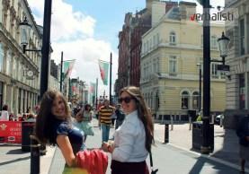 Nadina i Mina, jezicko putovanje My OXFORD