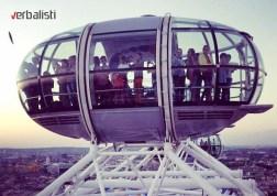 London Eye, Verbalisti, 2013