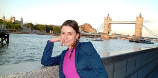 Ivana Mrvaljevic u Londonu, 2013, jezicka mreza Verbalisti