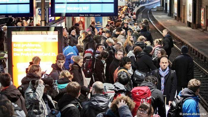 Video tema za ucenje nemackog, Mit Forschung gegen Massenpanik