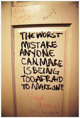 English mistakes