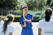 Dvonedeljni Nike teniski kampovi ukljucuju 40 casova treninga i igranja meceva