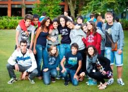 Summer group, 2013