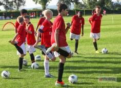 Manchester United training camp, Bradfield, spring 2014, 11
