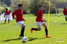 Manchester United training camp, Bradfield, spring 2014, 5
