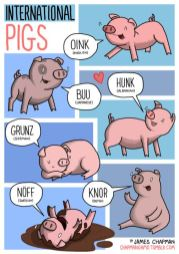 Languages of pigs