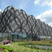 Library of Birmingham - Secret Garden