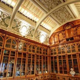 Library of Birmingham - the Shakespeare Memorial Room