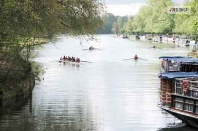 Oxford Riverside Walk