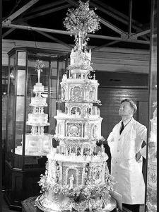 The royal wedding of Prince Charles and Princess Diana, July 29, 1981