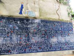Zid ljubavi u Parizu