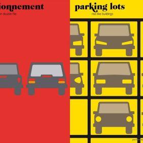 Paris vs New York, parking