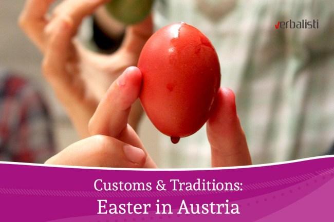 Uskrsnji praznici u Austriji, Verbalisti