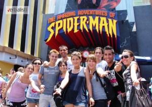 Verbalisti i Adventures of Spiderman, skola OHLA Miami