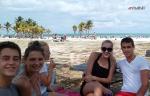 Polaznici programa active Miami i letnje skole engleskog jezika, Verbalisti