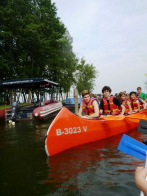 Letnja skola nemackog, Berlin Water Sports, Verbalisti 03