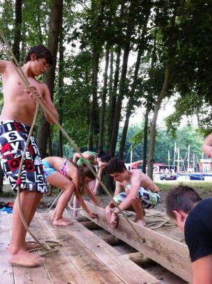 Letnja skola nemackog, Berlin Water Sports, Verbalisti 23