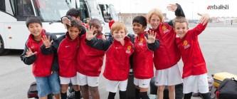 Manchester United skola fudbala, Verbalisti