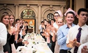 Svecana vecera i dodela diploma za polaznike akademskog programa, St Hughs Oxford