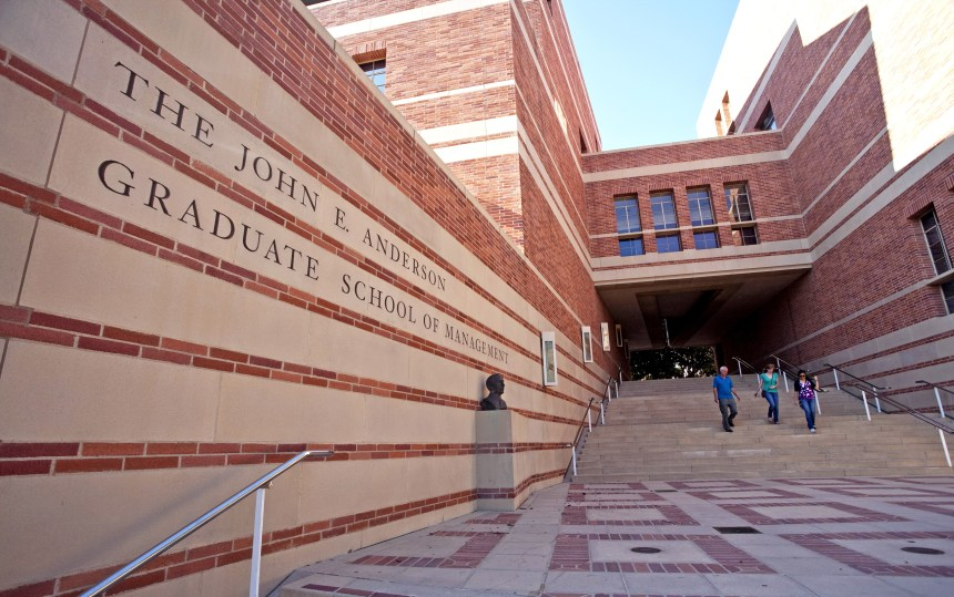 University of California at Los Angeles - Anderson School of Management