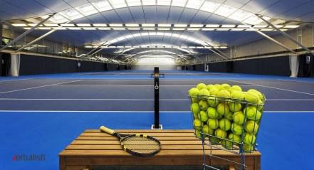 NTC zatvoreni teniski tereni