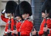 Gardisti britanske kraljice