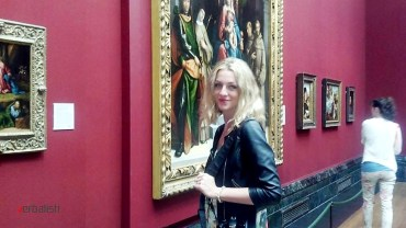 Obilasci galerija u Londonu, Tate Modern Gallery, Verbalisti