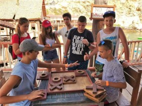 Verbalisti u Popajevom selu na Malti, 2