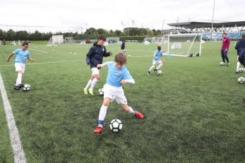 Fudbalski kampovi za decu, Man City - juniori 2