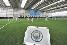 Fudbalski kampovi za decu, Man City - juniori 3