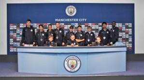 Fudbalski kampovi za decu, Man City - juniori - Etihad Stadium Tour