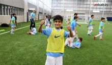Fudbalski kampovi za decu, Man City - juniori, Verbalisti