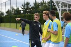 Skola fudbala Manchester City, Seniori 11