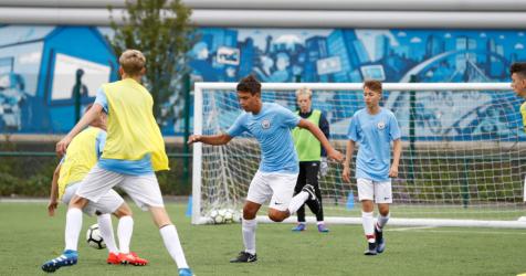 Skola fudbala Manchester City, Seniori 7