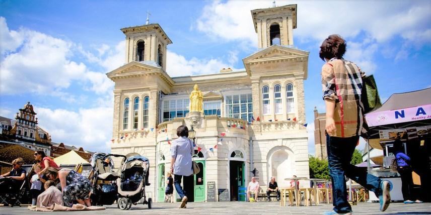 Centar grada Kingston