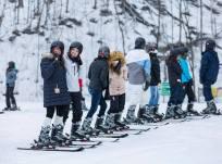 Kursevi engleskog u Kanadi, skijaški izlet 12