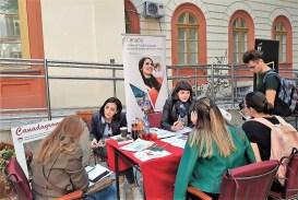 Sajam stipendija Univerziteta u Beogradu, Verbalisti