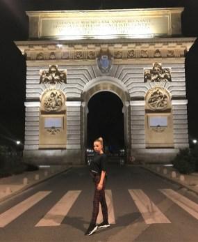 Jelena Petrovic u Monpeljeu 2, Verbalisti