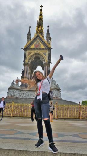 Jezičko putovanje i obilasci Londona 19, program My LONDON