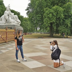 Jezičko putovanje i obilasci Londona 22, program My LONDON