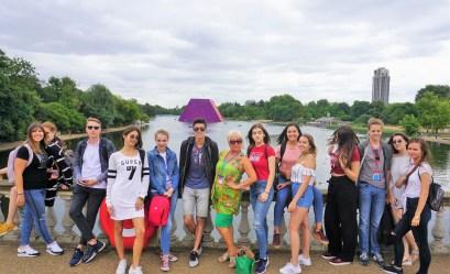 Jezičko putovanje i obilasci Londona 7, program My LONDON