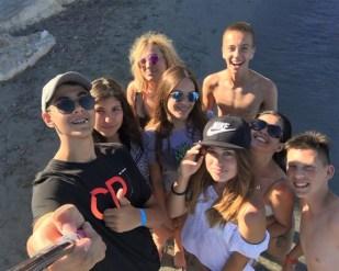 Grupni selfi, Verbalisti