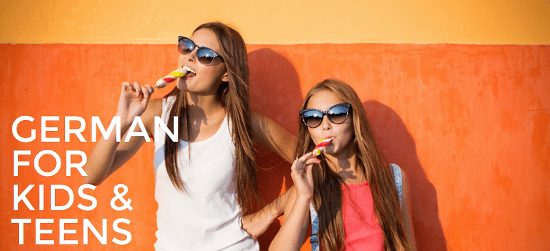 Kursevi nemackog za decu, jezicka mreza Verbalisti