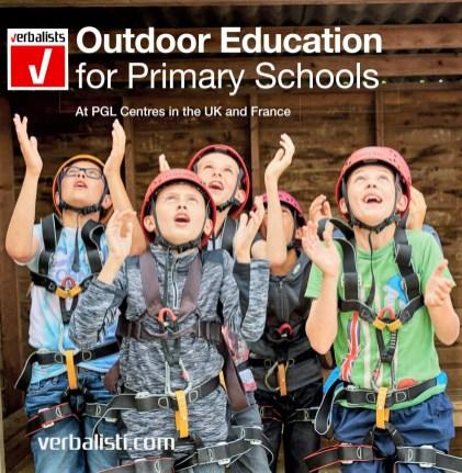 Engleski avanturisticki kamp za decu u Engleskoj, Verbalisti