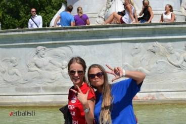 Katarina i Ana, jezicko putovanje My OXFORD, Verbalisti